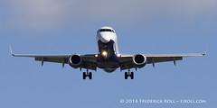 British Airways ERJ190 ~ G-LCYM ( Freddie) Tags: london londoncityairport newham e16 lcy royaldocks eglc runway27