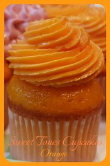Orange Cupcakes-Sweettonescupcakes (Sweet Tones Cupcakes) Tags: orange cupcakes delicious cupcake stc orangecupcakes gourmetcupcakes sweettonescupcakes sweettonescc cupcakology