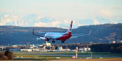 Air Berlin, Boeing 737-86J, D-ABMR