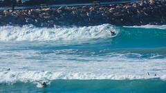 Surf  2 (A.B.S Graph) Tags: ocean music sun mer nid surf tour body sale maroc chateau poisson oiseau peche rabat planche regard canne gnawa pensif salé oudaia oudaya sacrée gnawi