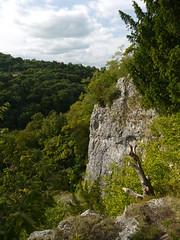 High Tor (Worthing Wanderer) Tags: summer river nationalpark derwent derbyshire peakdistrict sunny september valley derwentvalleyheritageway