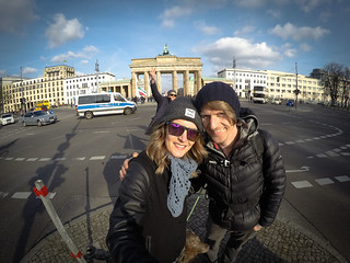 Sight seeing tour in Berlin