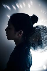 DSC_8484 (Ivan KT) Tags: light shadow portrait woman art girl photography lotus taiwan exhibition sight conceptual backlighting