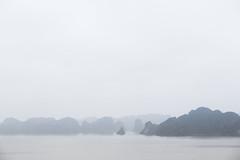 Ha Long Bay (Gigin - NoDigital) Tags: sea mountain nature water bay asia long vietnam geography ha halongbay