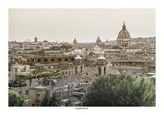 Vue Rome (chewyco69) Tags: italy rome rooftops toits glises