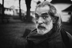 _DSC6907 (Zdenek Jasansk) Tags: street portrait eye face look eyes gipsy biankonegro