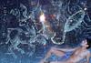 L'homme et son zodiaque (Iwokrama) Tags: nu scorpion homme zodiaque étoile jeune univers astre