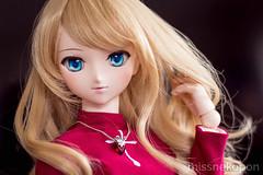 Blonde Rin (Miss Nekopon) Tags: ns blueeyes dream fate blonde dollfie rin fatestaynight tohsaka normalskin