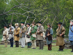 Frontier Muster and Trade Faire NT (vastateparksstaff) Tags: family history outdoors spring