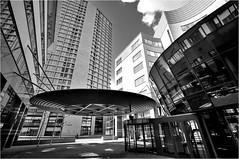 The Not Flying Saucer (herman van hulzen needs a break) Tags: people netherlands architecture nederland eindhoven bicycles explore architectuur hermanvanhulzen