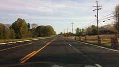 Elmore Road Expansion (Finally) Finished! (Retail Retell) Tags: road county project ms finished government desoto finally expansion widening elmore southaven repaving