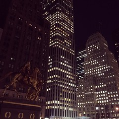 #59thstreet #5thave #applestore #nyc #manhattan #skyscraper #night #architecture #lights (yclorfene) Tags: nyc architecture night skyscraper lights manhattan applestore 5thave 59thstreet