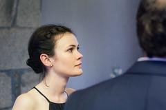 Julia (Ktoine) Tags: wedding portrait beauty hair nose candid profile ear salma mayenne marjolaine