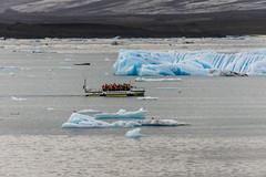 Jkulsrln Amphibious Boat (jdelrivero) Tags: is iceland islandia lugares iceberg oriental jkulsrln geologia paises vatnajkull austurland