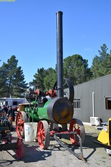 PE_Garrett_01_McLeansIsland_10April2016 (nzsteam) Tags: price train island traction engine railway scene steam engines locomotive boiler boilers mcleans sawmilling