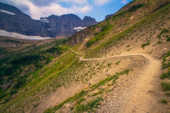 Traveling Trails (West Leigh) Tags: travel mountains nature landscape climb montana path walk dream run hike glacier wanderlust explore trail experience wilderness naturalbeauty nationalparks wander discover