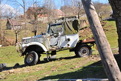 ARO M461 Mobile Mill Saw (SergiuSV) Tags: automobile offroad 4x4 4wd communist ims aro offroader automobil 44 romanesc m461 offroadvehicles