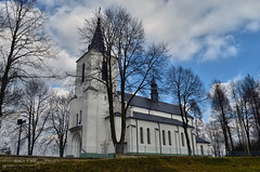 Klucze - the church (ChemiQ81) Tags: poland polska polish polen polonia pologne 2016  polsko klucze  puola plland lenkija pollando   poola poljska polija pholainn     chemiq polanya lengyelorszgban
