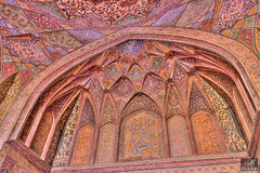 Wazir Khan Mosque (aliabdullah.176) Tags: pakistan art heritage architecture work wow tile arches historical mughal oldlahore
