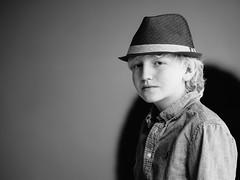<3 (Web-Betty) Tags: boy portrait blackandwhite naturallight teen fujineopan400 btw thegoose