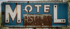 Motel Ashley (SquatchSocks) Tags: old broken sign illinois ashley rusty motel il rusted motelashley