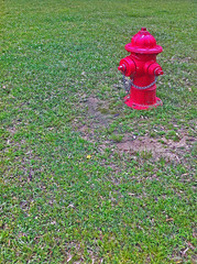 Green and red (Whatknot) Tags: red hydrant mississippi plug tupelo natcheztrace 2016 whatknot