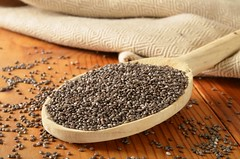 Organic Chia Seeds Wholesale (chrismartin19) Tags: horizontal wooden healthy counter napkin rustic towel seeds chia ala fiber spoons measuring nutritious ingredient tablespoon omega3