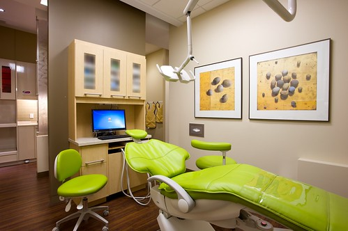 Marketplace Dentistry for Jean Akerman Interior Design