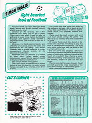 Charlton Athletic vs Reading - 1981 - Page 25 (The Sky Strikers) Tags: road cup magazine reading football athletic parade valley to league wembley charlton the matchday 40p