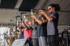 Jazz Fest - New Orleans Nightcrawlers Brass Band