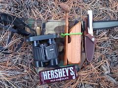 Hunting essentials - Spring Turkey Hunt 2016 (berryns1) Tags: hunting binoculars shotgun ruger zeissdialytrandallknifeprimoscoloradoturkey