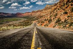 Somewhere in Utah (AndreasN) Tags: road trip travel usa southwest nature landscape utah us unitedstates desert outdoor roadtrip