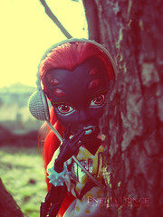 Wydowna Spider (eneida_prince) Tags: spider photo doll dolls photoshoot photos mh mattel 2016 ilovefashion monsterhigh wydownaspider osalina monsterhigh2016