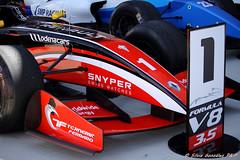 Ganador Formula V8 FORTEC MOTOSPORTS, Louis Deletraz