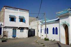 DSC01091 (hofsteej) Tags: lagune lagoon mosque morocco maroc oualidia