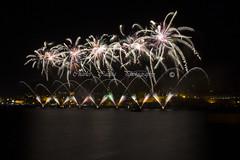 Valletta Grand Harbour - Malta International Fireworks Festival 2016 (Pittur001) Tags: festival fireworks harbour grand malta international cannon valletta 2016 60d charlescachiaphotography grandfinalbypyroemotionsofitalyincollaborationwithlourdesfireworksfactoryqrendi