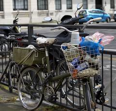 Wheelie Bin (IanAWood) Tags: london westend londonstreetphotography walkingwithmynikon nikondf nikkorafs58mmf14g