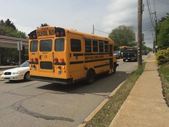 274 (Etienne Luu) Tags: school buses student thomas district north first hills inc built 274 minotour