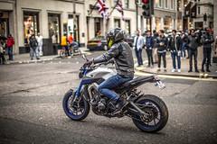 MT-09 (Sorin B. VHS) Tags: road uk london bike friend central free rage cc motorbike gb yamaha biker motor dimi superbike 850cc bhp