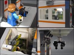 06 (PigletCiamek) Tags: lego space robots