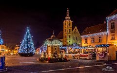 Samoborska Boina bajka 2015. (Milan Z81) Tags: christmas fairytale night lights croatia christmaslights hrvatska no boi samobor bajka