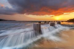 IMG_2997 (fromfoshan) Tags: seascape sunrise landscape reverse coogee rockpool nisi gnd rgnd