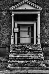 IMG_0041 (Silverio Photography) Tags: blackandwhite abandoned photoshop canon hospital dark island state newengland sigma elements shutter 1770 asylum hdr topaz adjust medfield massachuetts 60d