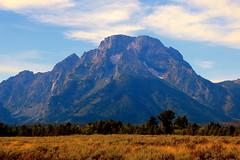 Mount St. John - Grand Teton National Park, Wyoming (danjdavis) Tags: mountain nationalpark rockymountains wyoming grandtetons grandtetonnationalpark mountstjohn granttetonsrange