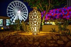 (arch_khaled) Tags: sky urban colors skyline architecture buildings lights dubai gulf uae nights sharjah vestival