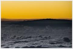 fantasy reaching the beauty of our world (i.v.a.n.k.a) Tags: light sunset clouds hawaii sony alpha contrasts ivana maunakea ivanahesova ivanadorn