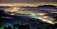 [ 夜。琉璃光之美 ] (anderson.luo) Tags: camera nikon 創作 d600 大山背 攝影 單眼 相機 竹東 戶外 全幅 芎林 琉璃光