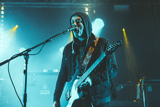 Deaf Havana - Brighton, UK // Shot by Doug Elliott