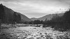 B&W-00691 (alessandro.polla) Tags: bridge blackandwhite bw italy mountains ice nature water river landscape woods iced woodbridge tentino