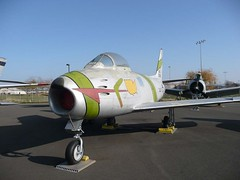 "North American F-86F-20NH Sabre 1 • <a style=""font-size:0.8em;"" href=""http://www.flickr.com/photos/81723459@N04/24481957479/"" target=""_blank"">View on Flickr</a>"